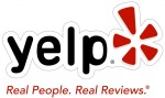 Online reviews on Yelp.com